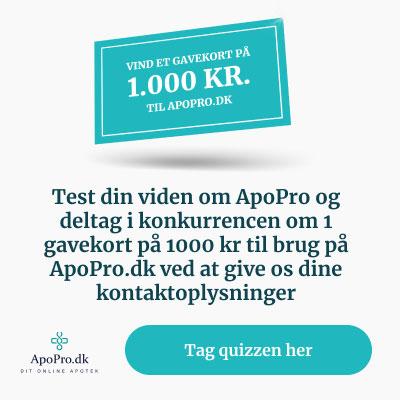 Vind 1000 kr. til ApoPro