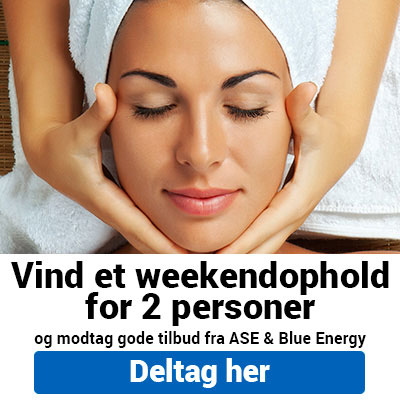Vind et weekendophold for 2 personer
