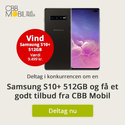 Vind en Samsung S10+ 512 GB