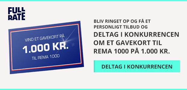 Vind et gavekort til REMA 1000
