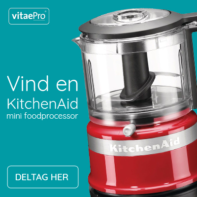 Vind en mini foodprocessor fra KitchenAid