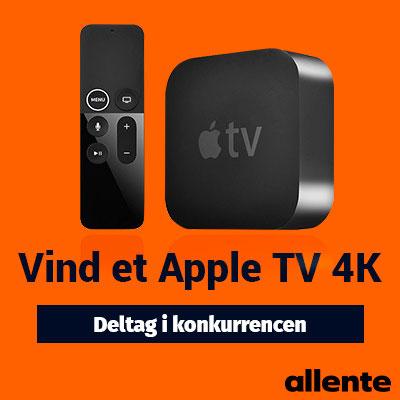 Vind et Apple TV 4K