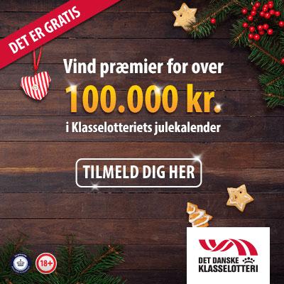 Vind præmier for over 100.000 kr.