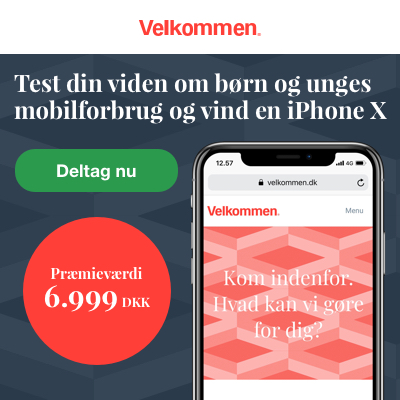 Vind en iPhone X